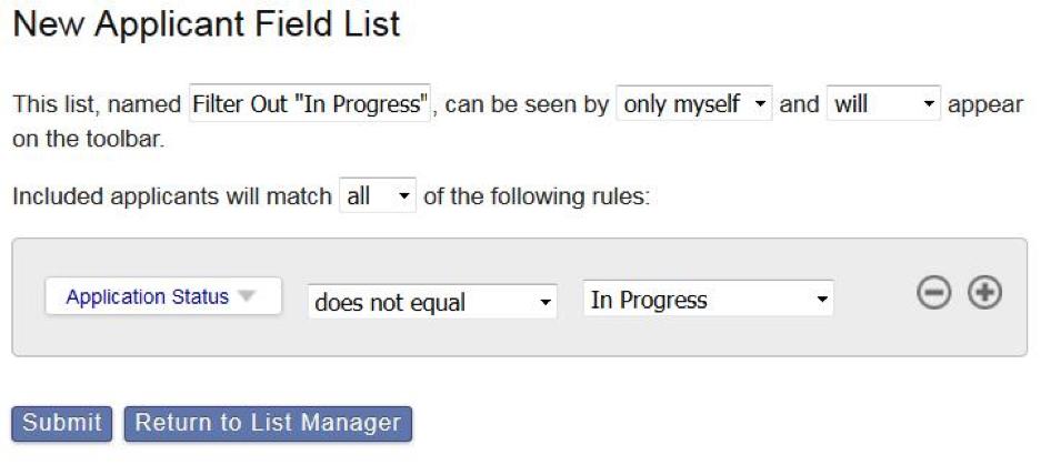 managing in progress applicant data in webadmit nursingcas